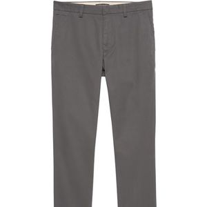 Banana Republic men's grey Aiden chino